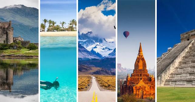 Goedkoopste bestemmingen van dit jaar