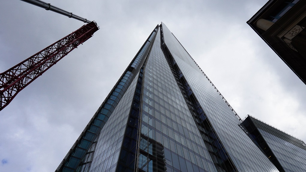 The Shard in Londen