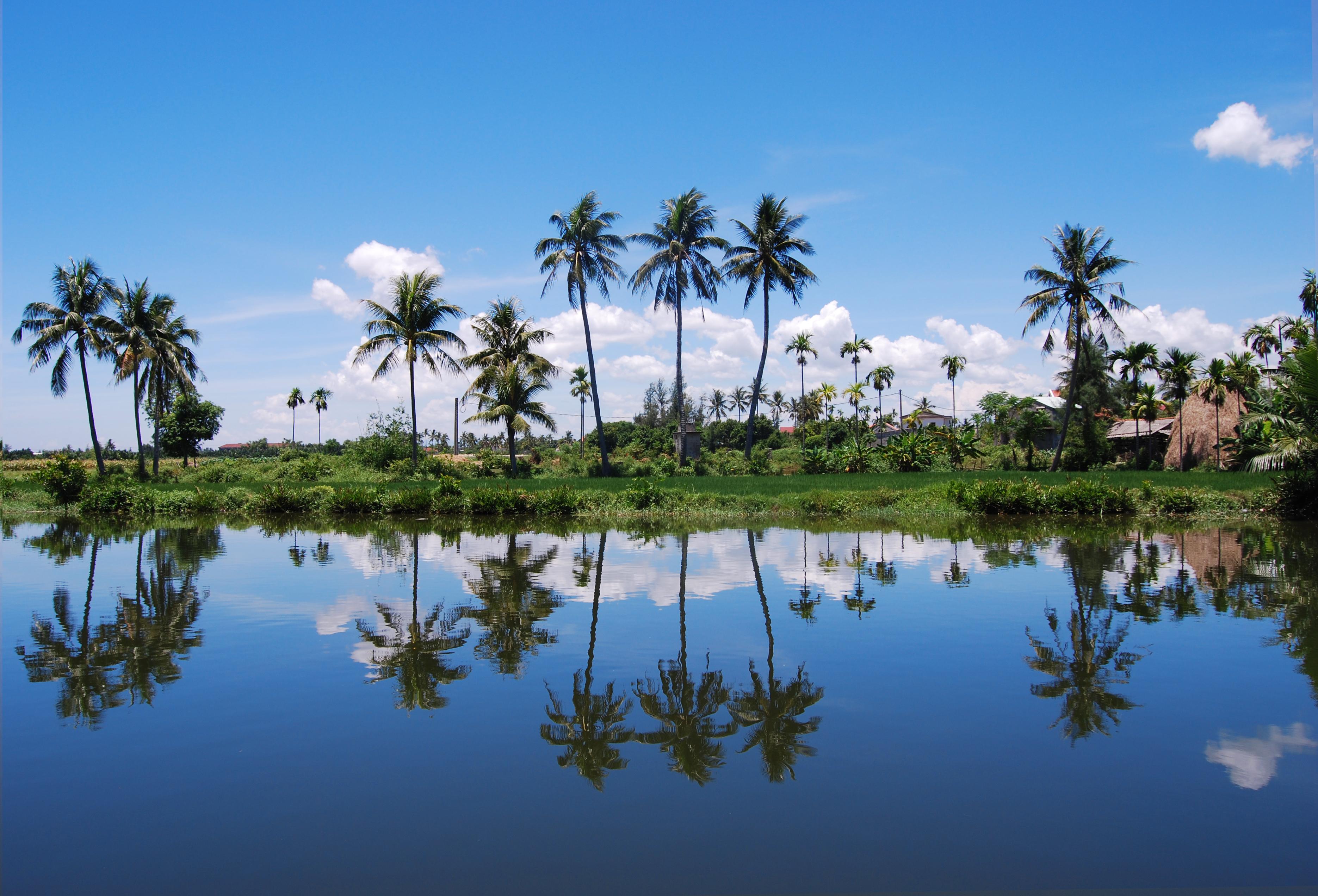 Heerlijk relaxen in Hoi An
