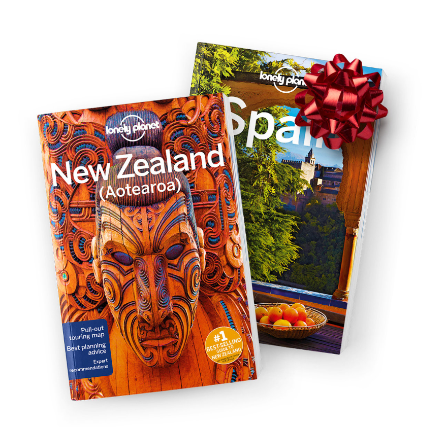 Black Friday Lonely Planet